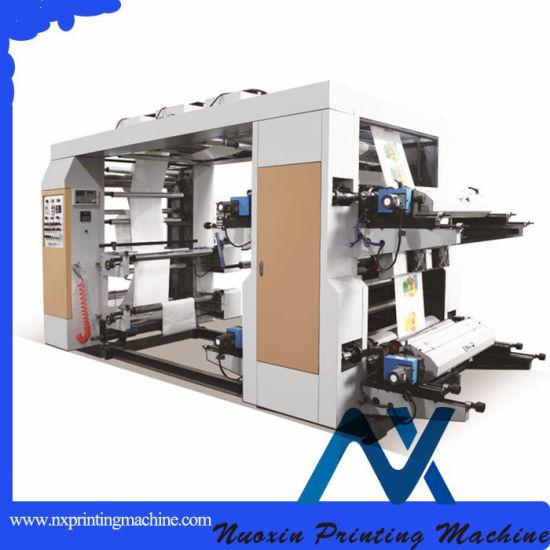Four-Colour Flexo Printing Machine/Flexographic Printing Machine