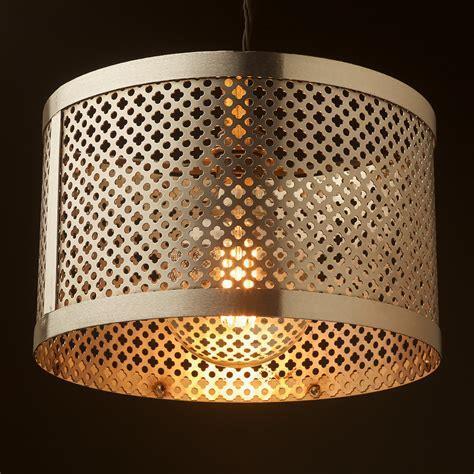 Perforated Metal Lampshade Mesh, Wire Mesh Lamp Shade
