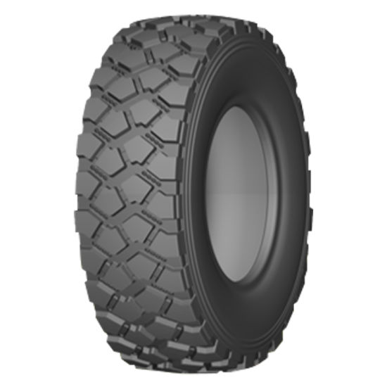 Military Truck Tyre with Low Price 37 X 12.50r16.5lt