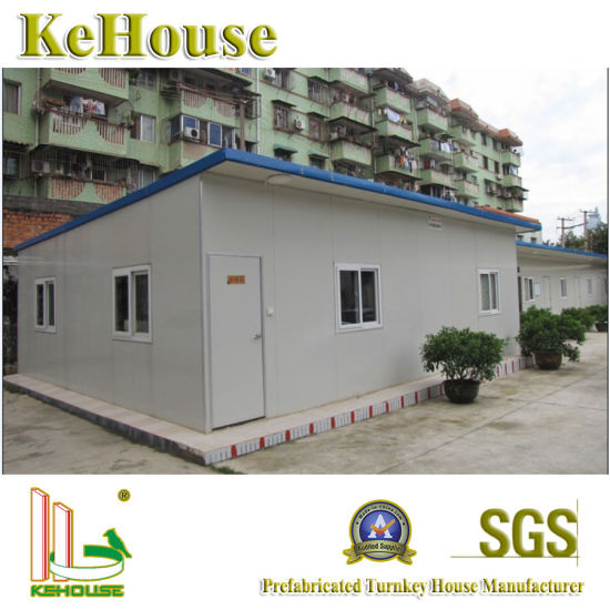 Addis Ababa Steel Structure Modern Modular Building for Prefabricated Warehouse