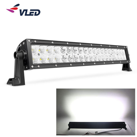 32'' 42'' 52'' Waterproof RoHS Double Rows Reflector LED Light Bar for Jeep Offroad