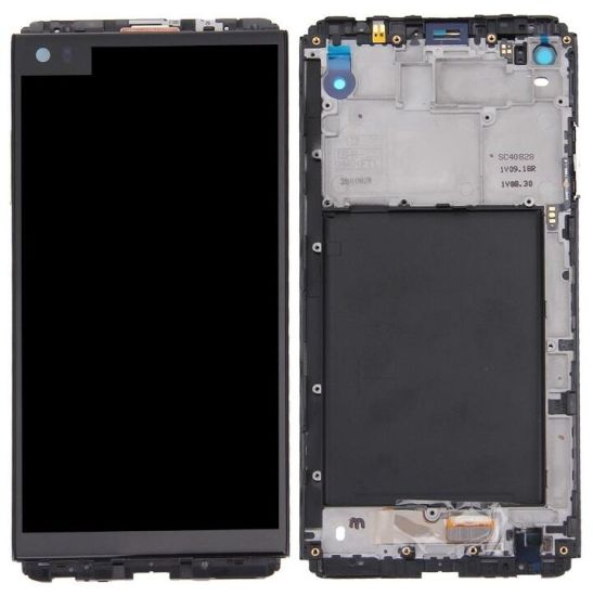 100% Tested Good Repair LCD Screen for LG V20 LCD with Frame