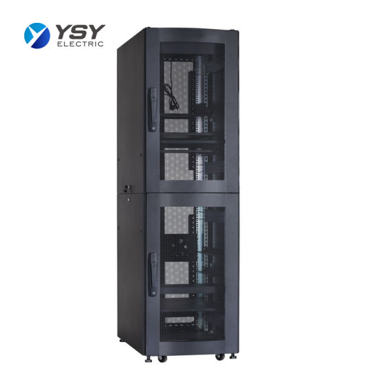 "OEM/ODM 19"" IP66/IP65/IP55/Pi45 Floor Standing Electrical/Electric Server Rack Network Cabinet"