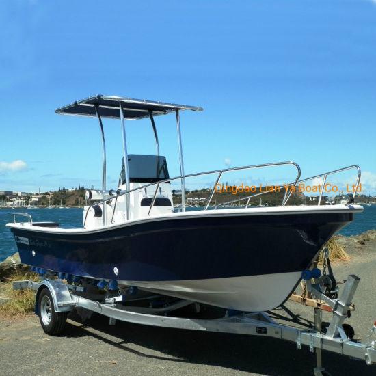 Liya 19FT Cheap Fishing Boat Marine Boat Fiberglass Sailing Yachts