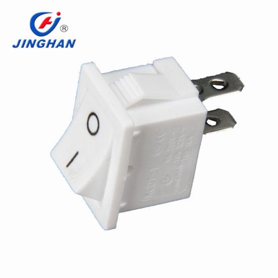 Kcd1-106 Rocker Switch Illuminated 12V Rocker Switch Internal Components