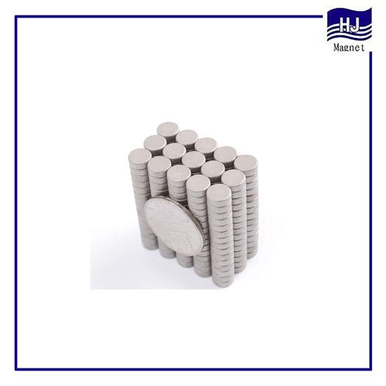 Popular Wafer Permanent Industrial Cylinder SmCo1: 5 2: 17 SmCo Magnet