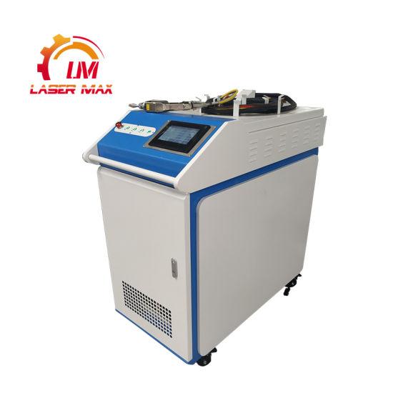 OEM/ODM Metal Copper Aluminum Stainless Steel 1000W Handheld Fiber Laser Welding Machine