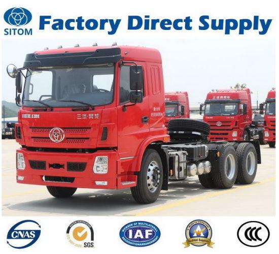 T00201 Sitom 340HP 6X4 Tractor - Heavy Duty Head / Trailer Head/ Truck Head /Mover (Non Used Mini HOWO FAW Sinotruk Isuzu Beiben Pick up Dump Tipper Dumper)