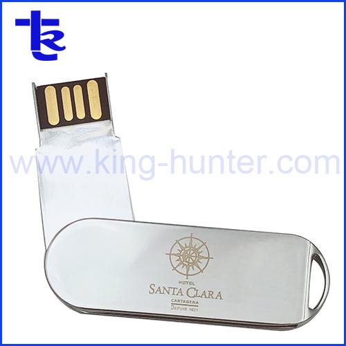 Metal USB Flash Drive Waterproof Mini USB Flash
