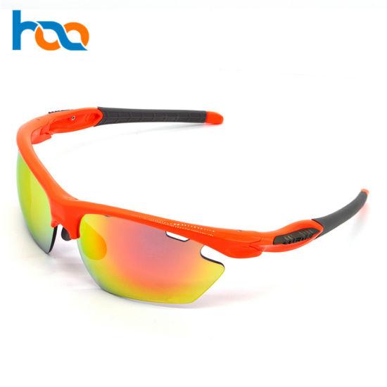 db8490b63139 Wholesale Outdoor Sports Folding Road MTB Bike Shades Cycling Sunglasses