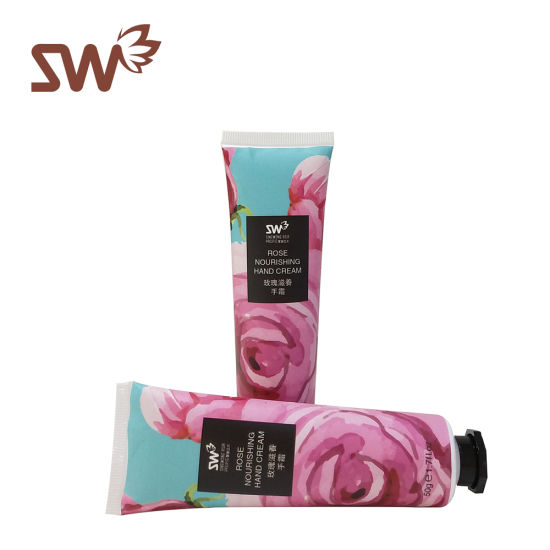 Rose Hand Cream Rose Essential Oil Hand Cream OEM and ODM Support Free  Samples