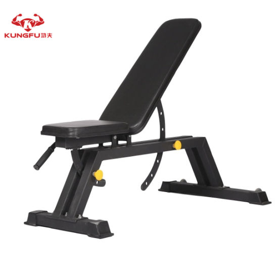 Crossfit Fitness Gym Equipment Adjustable Weight Barbell Bench For Sale