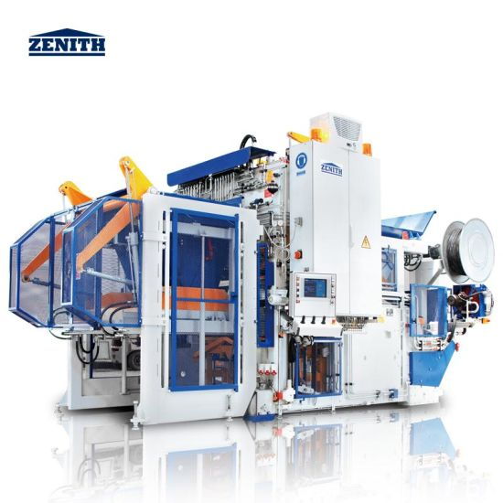 Germany Full Automatic/Solid Hollow/Paving Stone/Concrete Cement/Brick Machine/Block Making Machine Manufacturer