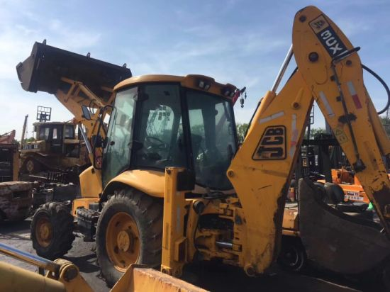 High Quality and Good Condition Jcb 3cx Used Backhoe Loader for Hot Sale