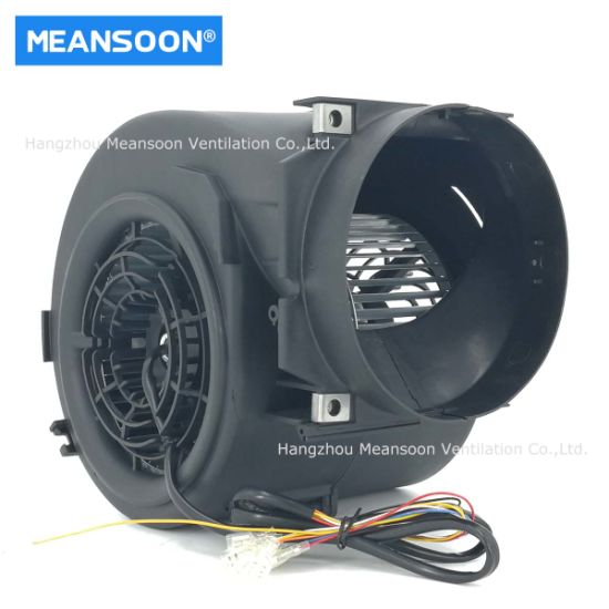 146-150-4 Plastic Smoke Exhaust Centrifugal Fans for Kitchen Extractor
