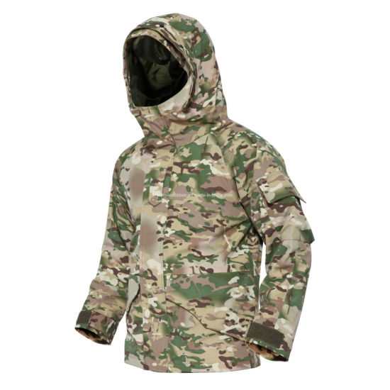 Gen I Military Army Tactical Security Camo Airsoft Cold Weather Parka