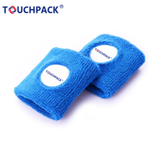 Wholesale Cotton Customized Logo Wrist Bands for Events