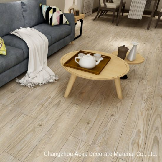 Aj Floor 100% Waterproof Non-Slip PVC/ Rigid Lvt/ Spc Vinyl Flooring