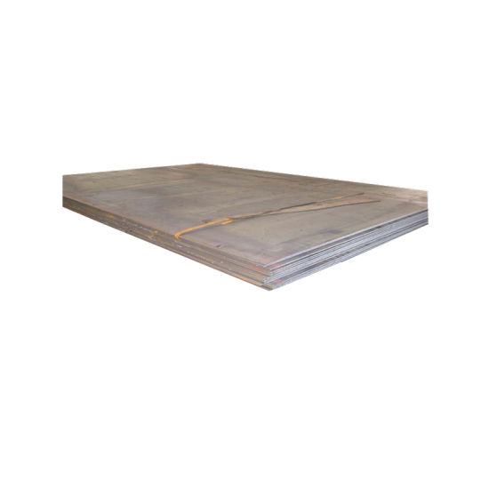 Hot Rolled SPA-C Corten Steel Plate for Building Material