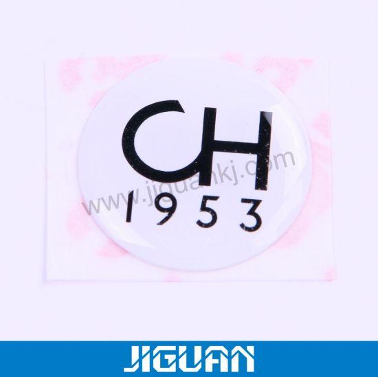 Epoxy Resin Self Adhesive Dome Sticker