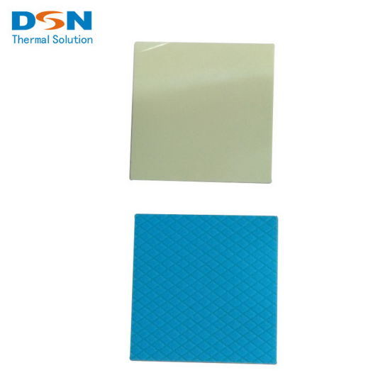 Dsn Heat Dissipation Thermal Conductive Super Soft Silicone Gap Pad pictures & photos