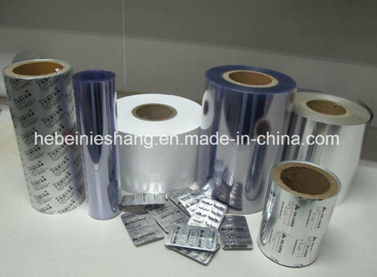 Pharmaceutical Aluminum Foil From China pictures & photos