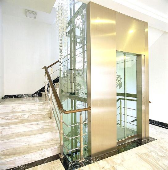 FUJI Goods Elevator Residential Home Lift Passenger Lift for Sale