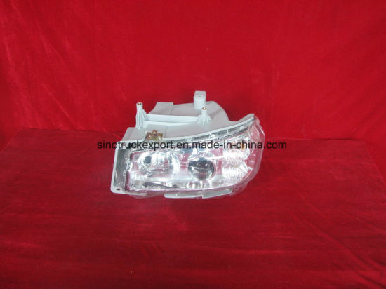 HOWO Original Spare Parts Left Hand Lamp pictures & photos