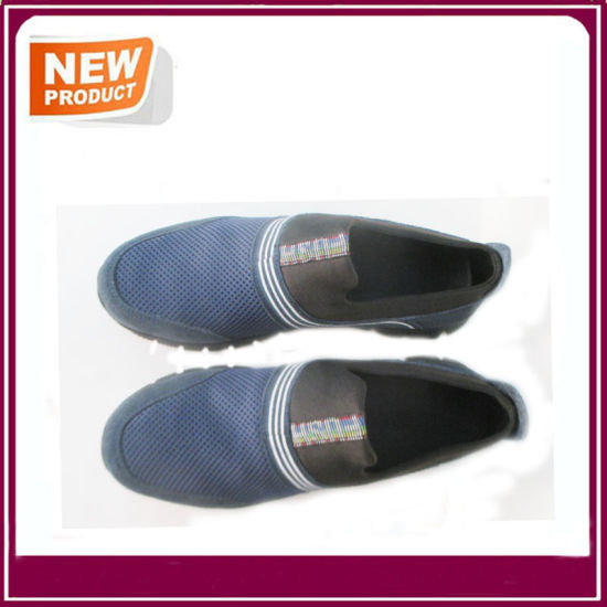 New Fashion Men′s Slip-on Casual Shoes pictures & photos