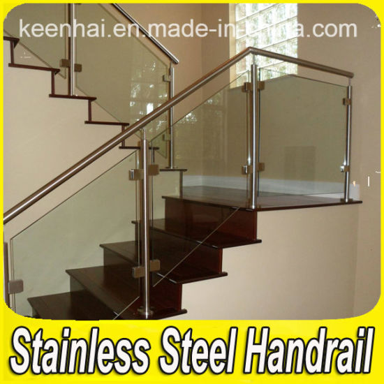 Stainless Steel Balustrade For Indoor And Outdoor Staircases