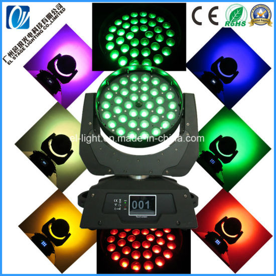 Zooming LED Lighting for DJ Bar 36X15W Moving Head Light for Professional Stage Even Show