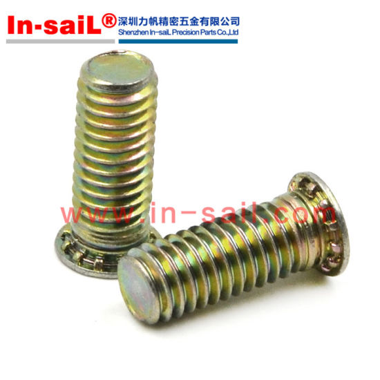 Type FH//FHS//FHA Unified FHS-440-8 Pem Self-Clinching Threaded Studs