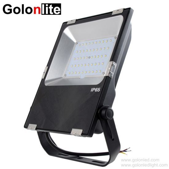 IP65 Aluminum 150W 200W 100W Exterior Slim LED Flood Light