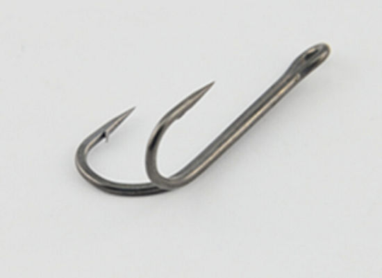 Stainless Steel Double Hook Fishing Hook for Frog Lure pictures & photos