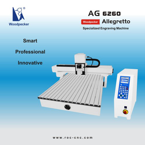 Small CNC Router Engraving Machine 620mm*600mm (AG-6260)