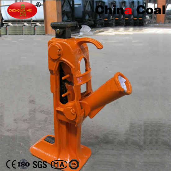 Hot Sale Mechanical Rail Track Jack pictures & photos