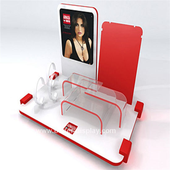 Acrylic Luxury Watch Display Stand Btr-F1009