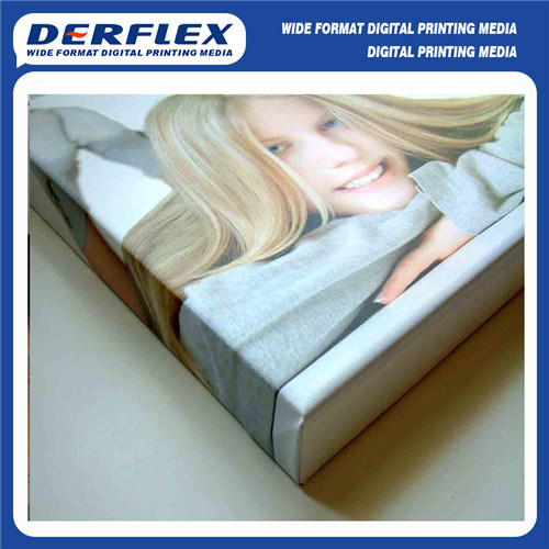 Eco Solvent 65% Polyester 35% Cotton Artist Inkjet Canvas pictures & photos