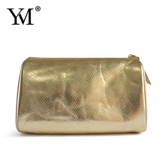 New Products 2016 Emoji Shiny PVC Leather Luxury Cosmetic Bag pictures & photos