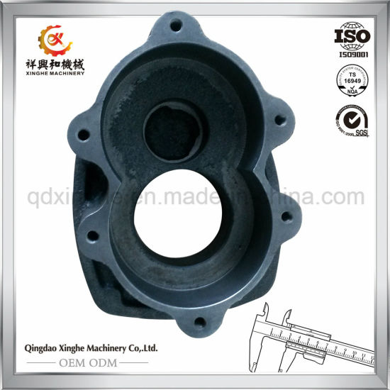 Ductile Iron Castings Core in Sand Casting Manufacturing pictures & photos
