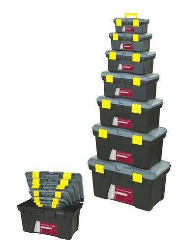 Plastic Tool Box Set for Storage (SF-G711-G717)