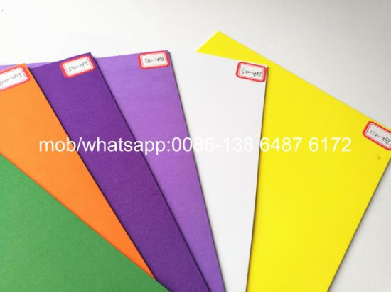 Eco Friendly Non Toxic Ordinary Plain Eva Sponage Foam A4 Paper For Diy Art And Craft