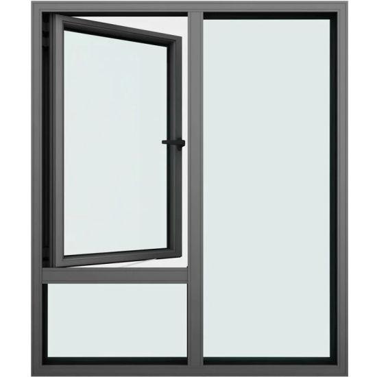 UPVC PVC Plastic Glass Sliding Doors Windows Building Material Blinds for Windows Building Construction PVC Door UPVC Casement Window White UPVC Windows