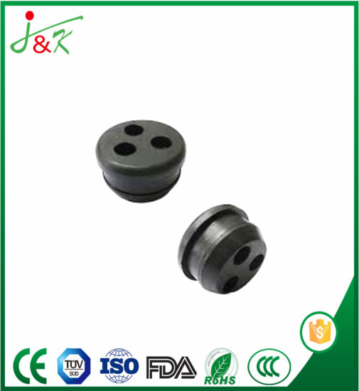 Nr Silicone EPDM Rubber Grommet for Cable pictures & photos