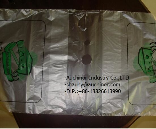 Food Grade Deli Bag / Saddle Ziplock Bag pictures & photos