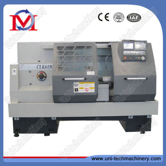 Flat Bed CNC Lathe Machine (CLK6150P)