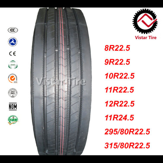 Best Quality All Steel Radial Truck Tire (295/75R22.5, 315/80R22.5, 12R22.5) pictures & photos