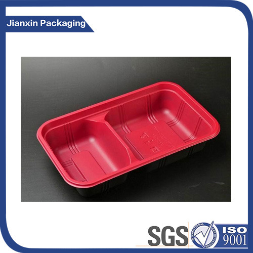 Customied Plastic Food Storage Plate Container pictures & photos