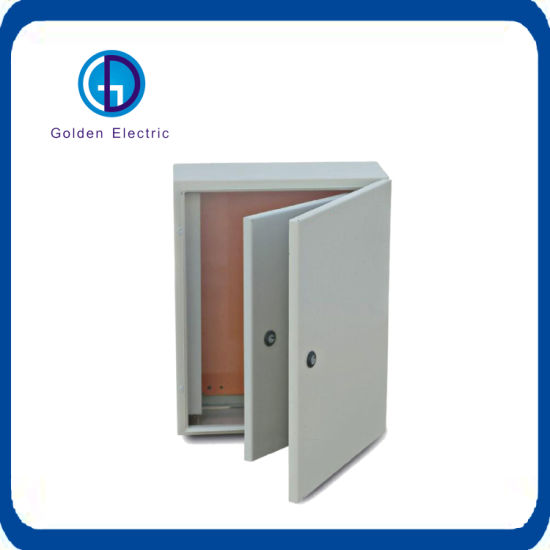 Manufacturer of Electrical Enclosure Distribution Panel Board Box pictures & photos