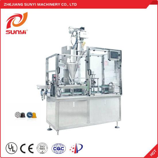 10% Discount Coffee Powder Packing Machine, Powder Filling Machine
